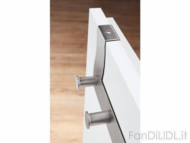 appendiabiti per bagno accessori interno fan di lidl