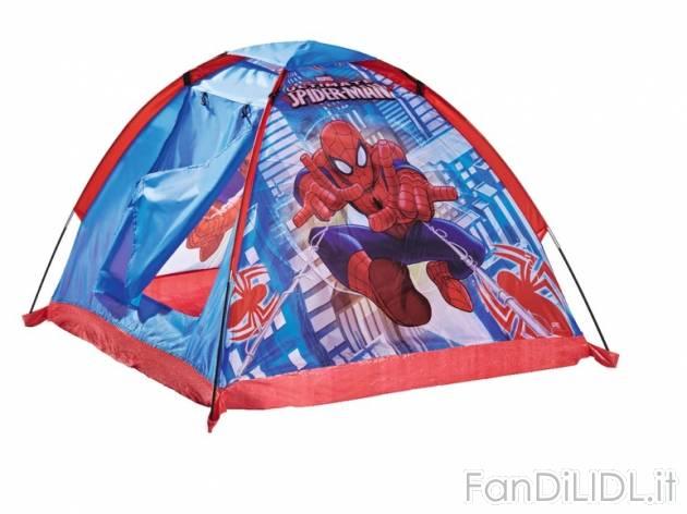 Tende Per Bambini Da Gioco : Tenda da gioco per bambini fan di lidl