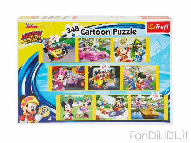 """Puzzle Disney """"Cars,, Per bambini abbigliamento, vestiti ..."""