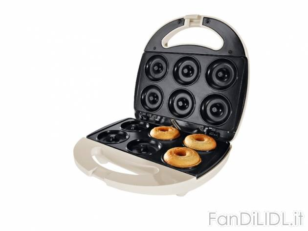 Piastra per ciambelle o cake pop Silvercrest Kitchen Tools, prezzo 14,99 \u0026