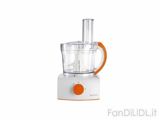 Robot da cucina silvercrest casamia idea di immagine for Monsieur cuisine plus opinioni