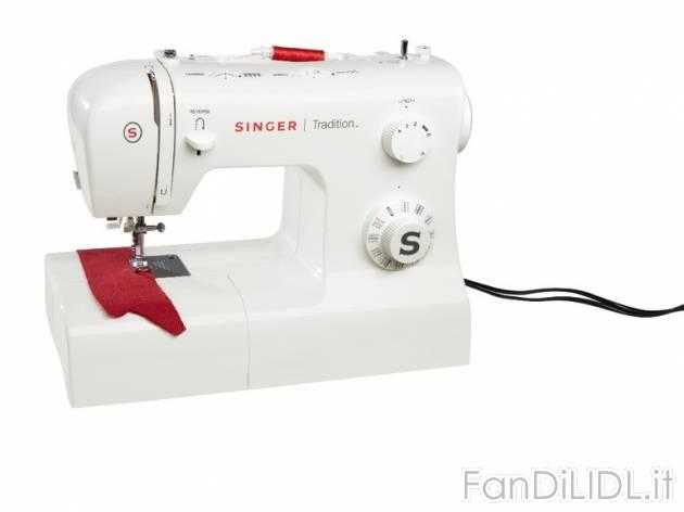 Filo da cucito overclock moda abbigliamento fan di lidl for Lidl offerte della settimana macchina da cucire