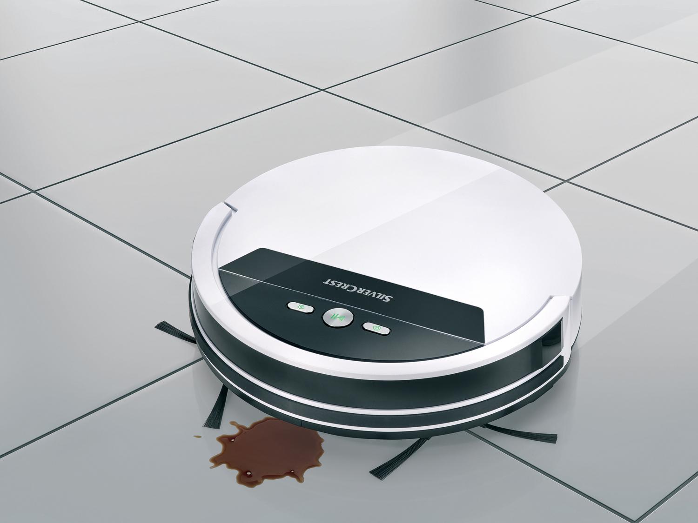 Robot aspirapolvere con funzione di, Pulizia della casa ...